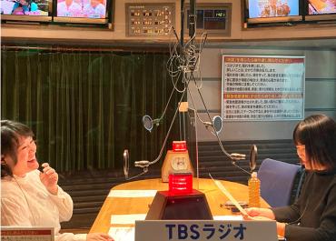 SAJP代表とバービーさんとのラジオ対談の内容が記事になりました